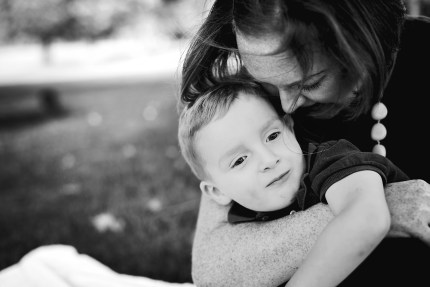 the beauty of motherhood project