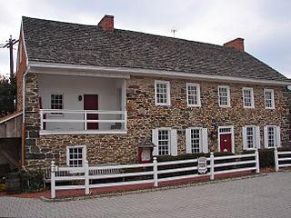 Dobbin House: Underground Railroad Hideout