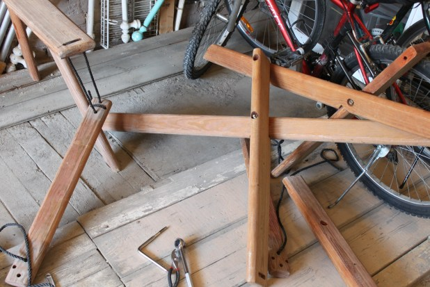 chair pieces