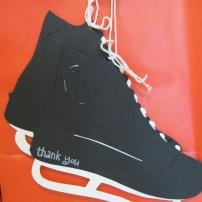 Skate thank you tag