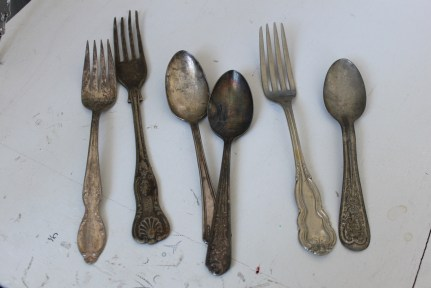 antique cutlery