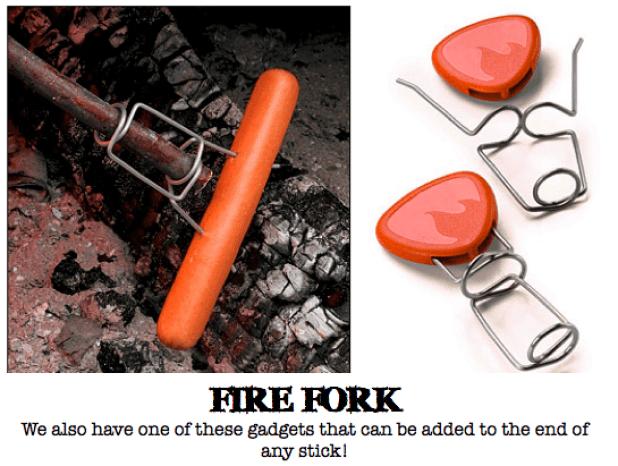 Fire Fork
