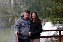 Mesa Falls, Idaho