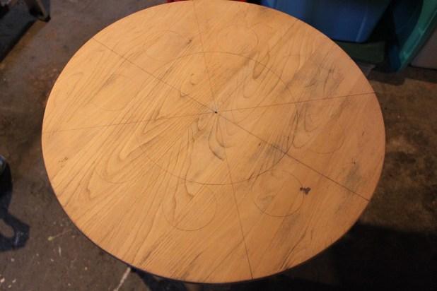 Rummoli board