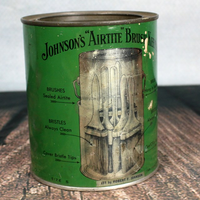 Johnson't Airtite Brush