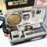 Transparent Polaroid Sun 660