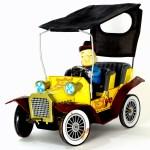 Mr Magoo Tin Toy