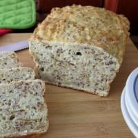 Quinoa Oatmeal Bread #Breadbakers