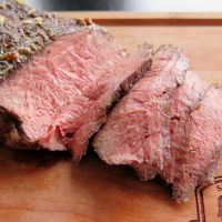 Honey Mustard Beef Roast and Holiday Roasting Tips #RoastPerfect