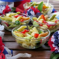 Easy to Make Patriotic July 4th Recipes Preview #SundaySupper