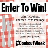 Welcome to #CookoutWeek #Giveaway #ad