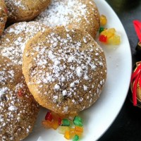 Lebkuchen-Spiced Molasses Cookies #IntnlCookies