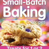 Small-Batch Baking Treats for 1 or 2 Cookbook #Giveaway #Ad