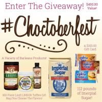 Welcome to #Choctoberfest 2017 with #ImperialSugar #Giveaway #ad