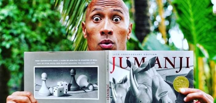 La nueva película de Jumanji será secuela, no un remake