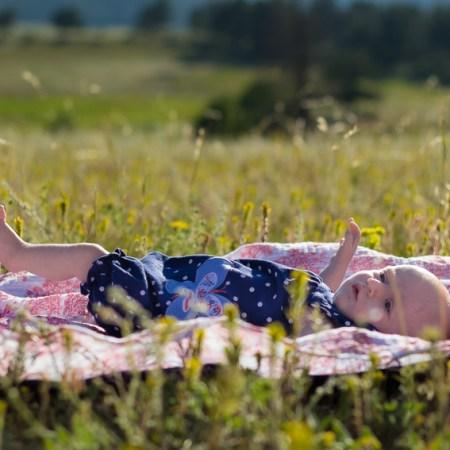Denver Infant Photographer - Cine Farms