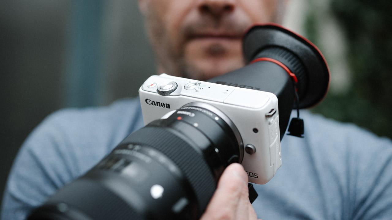 Fullsize Of Canon Eos M10