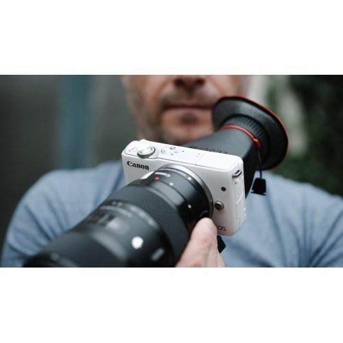 Medium Crop Of Canon Eos M10