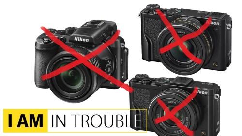 Medium Of Nikon Dl24 500