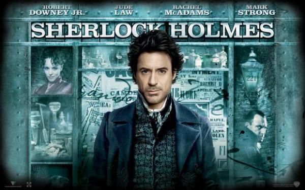 Melhores filmes com Robert Downey Jr. - Sherlock Holmes