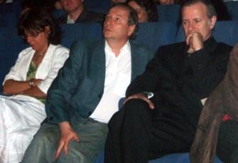 Patrick Braoudé et Francis Huster