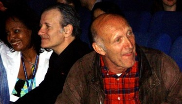 Francis Huster et Rufus