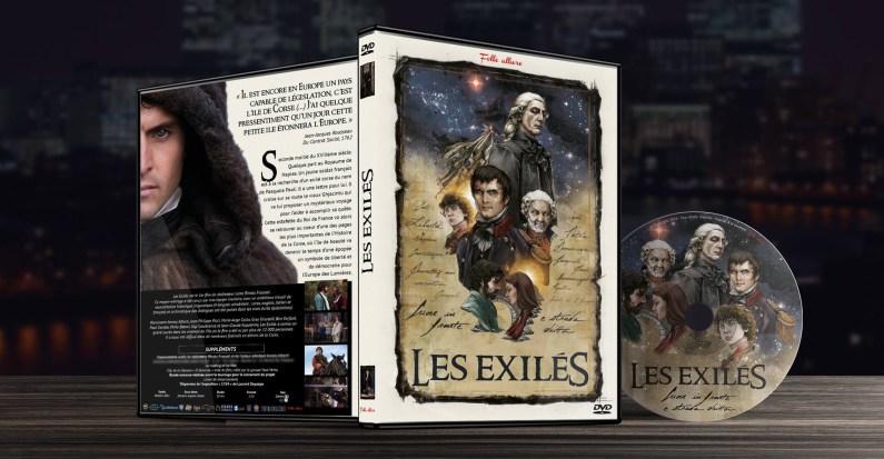 «Les exilés» / sortie DVD