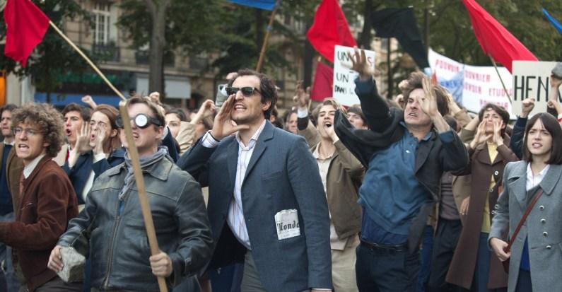 «Le Redoutable» : SO/compétition #Cannes2017 : Godard et moi