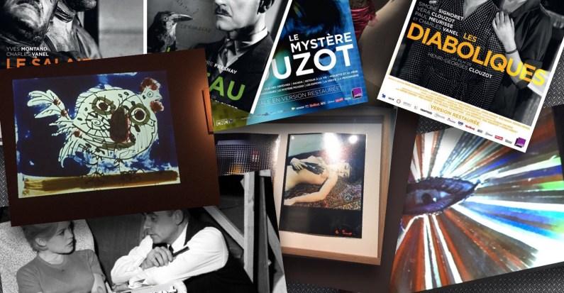 «Le scandale Clouzot» (doc) cycle Arte, «Le Mystère Clouzot»/Cinémathèque, DVD, etc.. #annéeClouzot