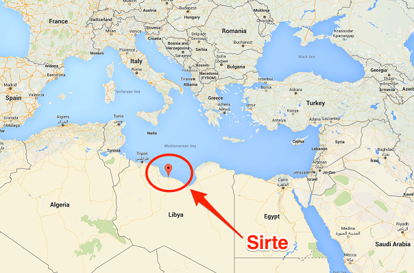 Sirte use