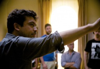"""Alfonso Gomez-Rejon, Director of Fox Searchlight's """"Me and Earl and The Dying Girl"""""""