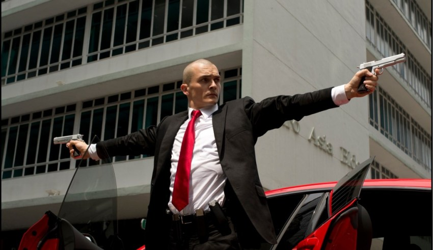 Rupert Friend stars in 20th Century Fox's HITMAN: AGENT 47