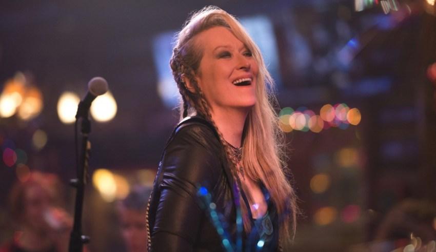 "Meryl Streep stars in ""Ricki and The Flash"""