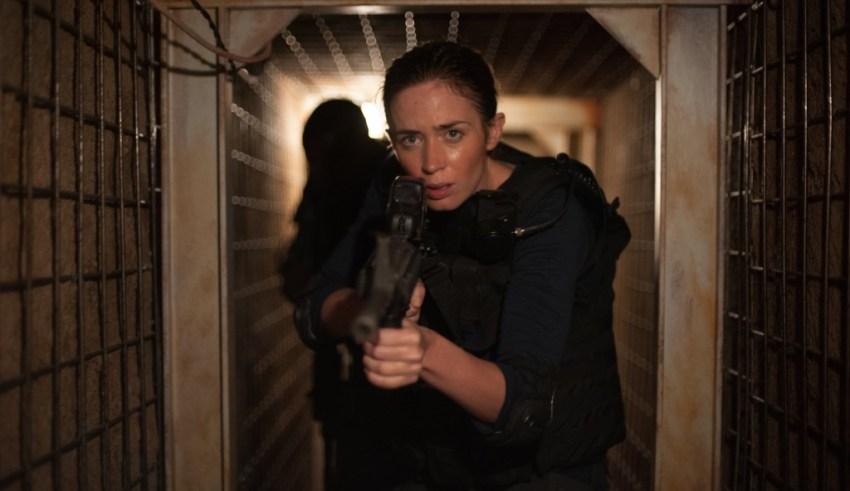 Emily Blunt stars in Lionsgate Films' SICARIO