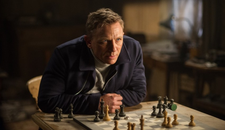 Daniel Craig stars in Sony Pictures' SPECTRE
