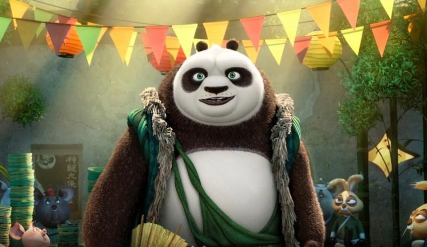 Bryan Cranston stars as Li in DreamWorks' KUNF FU PANDA 3