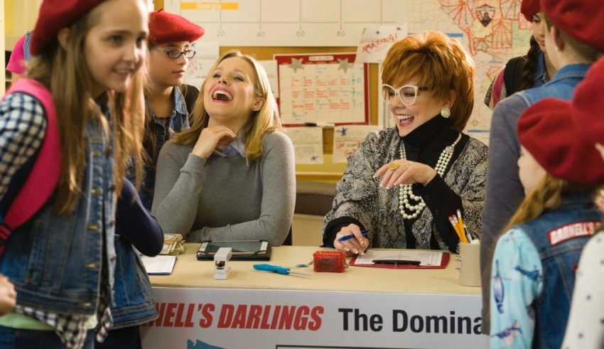 Kristen Bell and Melissa McCarthy star in Universal Pictures' THE BOSS