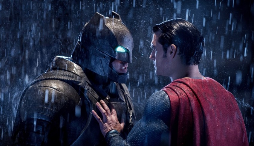 Ben Affleck and Henry Cavill star in Warner Bros. Pictures' BATMAN V. SUPERMAN: DAWN OF JUSTICE