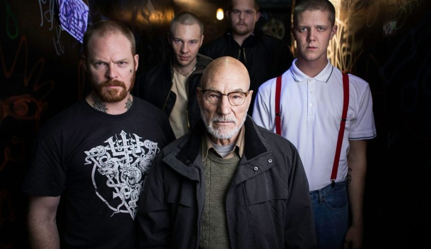 Image from A24 Films' GREEN ROOM