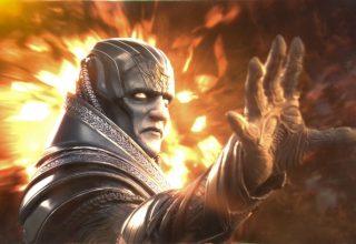 Oscar Isaac stars in 20th Century Fox's X-MEN: APOCALYPSE