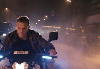 Matt Damon stars in Universal Pictures' JASON BOURNE
