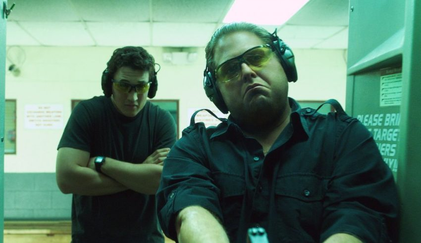 Miles Teller and Jonah Hill star in Warner Bros. Pictures' WAR DOGS