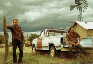 Ben Foster and Chris Pine star in CBS FIlms' HELL OR HIGH WATER