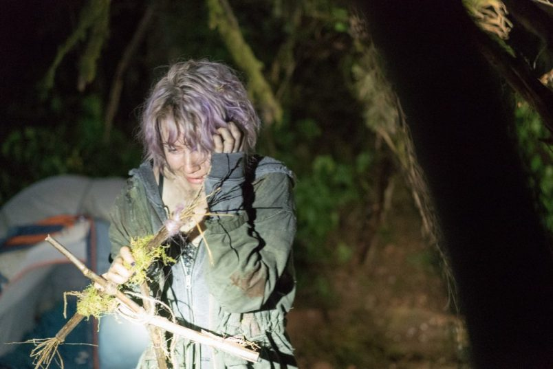 Valorie Curry stars in Lionsgate's BLAIR WITCH