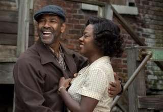 Denzel Washington and Viola Davis star in Paramount's FENCES
