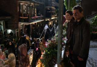 Tom Cruise and Colbie Smulders star in Paramount's JACK REACHER: NEVER GO BACK