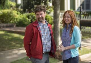 Zach Galifianakis and Isla Fisher star in 20th Century Fox's KEEPING UP WITH THE JONESES