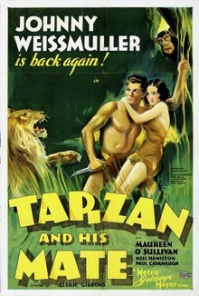 Poster do filme A Companheira de Tarzan