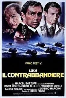 Poster do filme Luca, o Contrabandista