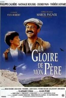 Poster do filme A Glória de Meu Pai